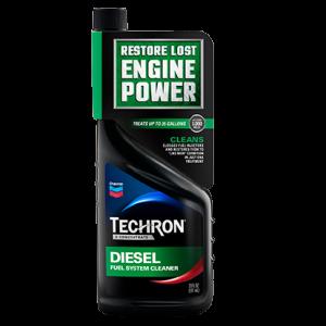 Chevron Techron Diesel Fuel System Cleaner, 20 oz