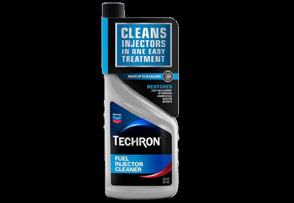 Chevron Techron Fuel Injector Cleaner 12oz
