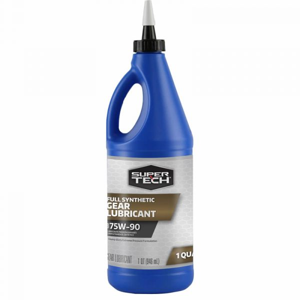 75W-90 Full Synthetic Gear Lubricant SAE by Super Tech