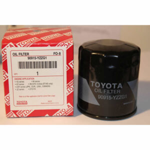 90915-YZZG1 Oil Filter by Toyota