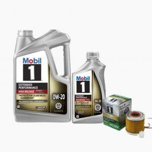 Lexus ES350 Oil Change Kit by Mobil 1