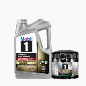 Lexus RX330 Oil Change Kit by Mobil 1