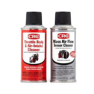 Mass Air Flow & Throttle Body Kit by CRC