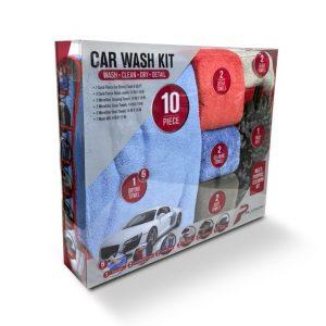 Platinum Series Car Wash Kit