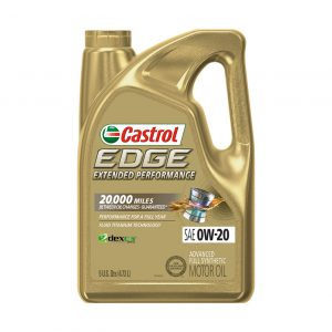 Castrol Edge 0w-20 Extended performance