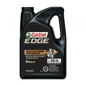 Edge 0w-20 Fluid 5L Castrol Titanium Technology