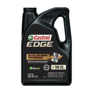 Edge 5w-20 Fluid 5L Castrol Titanium Technology