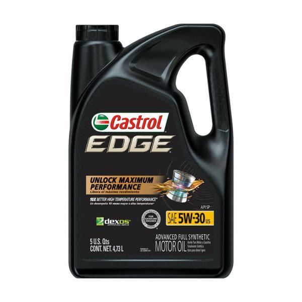 Edge 5w-30 Fluid 5L Castrol Titanium Technology