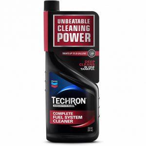 Chevron Techron Complete Fuel System Cleaner 20oz