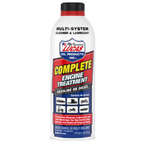 Complete Engine Treatment by Lucas Oil