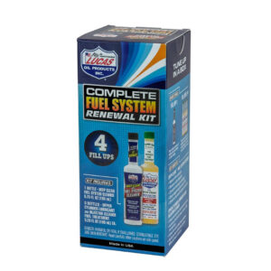 Complete Fuel System Renewal Kit by Lucas Oil