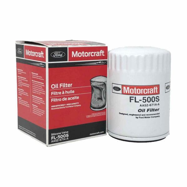 FL-500S Oil filter by Motorcraft