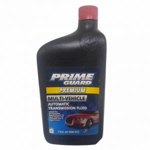 Full Synthetic Low Viscosity Multi-Vehicle ATF by Prime Guard