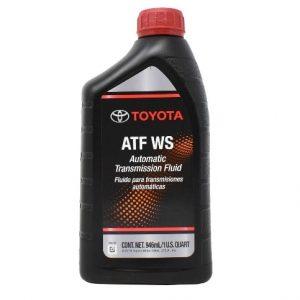 Genuine Toyota and Lexus ATF 0.18oz