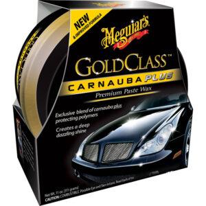 Gold Class Premium Paste Wax by Meguair's