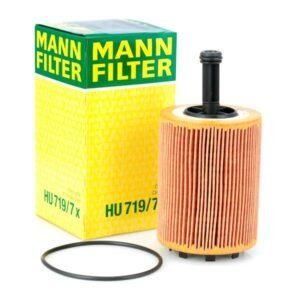 HU 719/7 x Oil Filter by MANN Filter