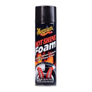Meguair's Hot Shine Foam