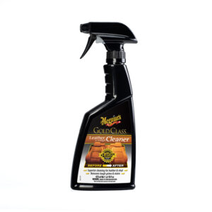Leather & Vynil Cleaner Spray by Meguair's