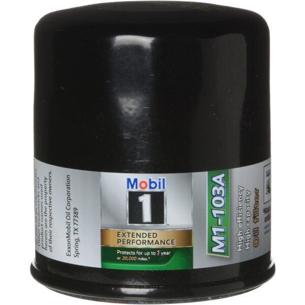 M1-103A Oil Filter Extended Performance by Mobil 1