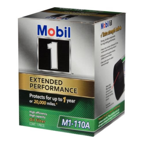 M1-110A Oil Filter Extended Performance by Mobil 1