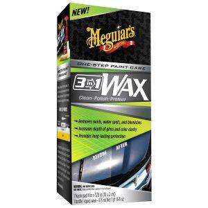 Meguair's 3 in 1 Wax