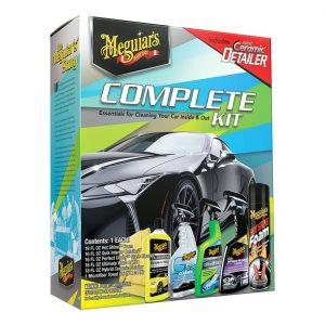 Meguair's Complete Car Care Kit