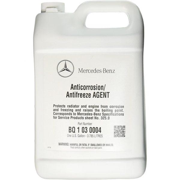 Mercedes Benz Radiator Coolant