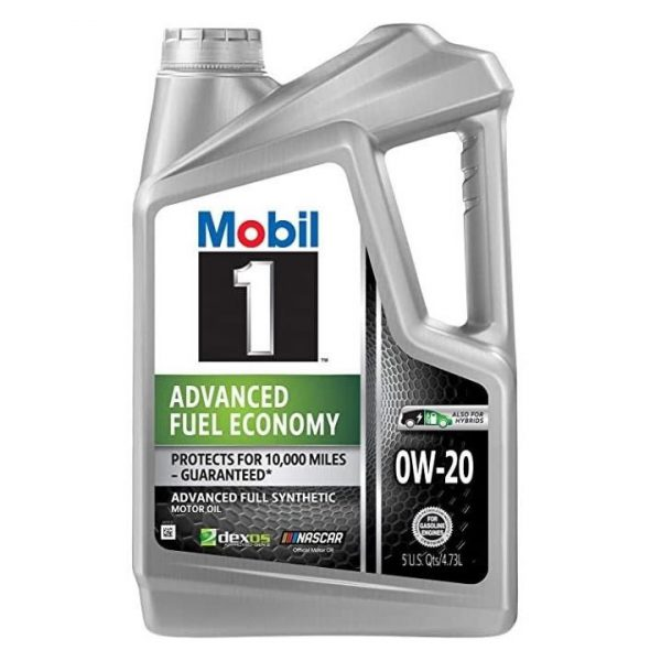 0W-20 Advanced 5L Mobil 1 Fuel Economy