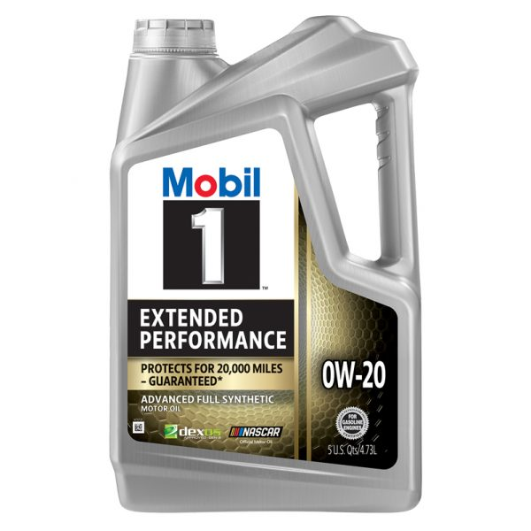 0W-20 Extended 5L Mobil 1 Performance 20,000 miles