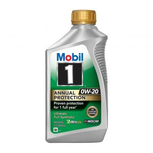 0W-20 ultimate 1L Mobil 1 Full Synthetic Engine Oil
