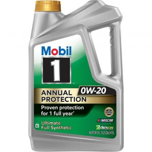 0W-20 ultimate 5L Mobil 1 Full Synthetic Engine Oil