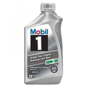 10W-30 Advanced 1L Mobil 1 Full synthetic motor oil