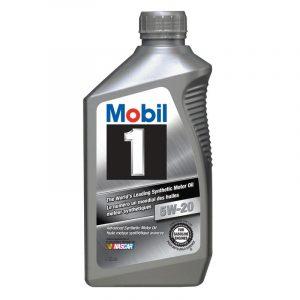 5w-20 Advanced 1L Mobil 1 Full synthetic motor oil