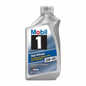 5W-20 High 1L Mobil 1 High Mileage 75,000 miles
