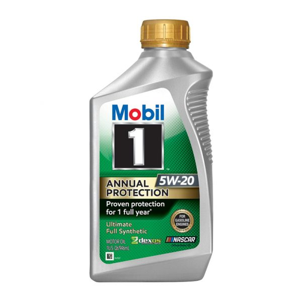 5W-20 ultimate 1L Mobil 1 Full Synthetic Engine Oil