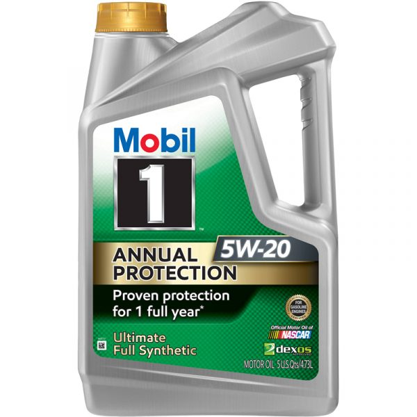5W-20 ultimate 5L Mobil 1 Full Synthetic Engine Oil