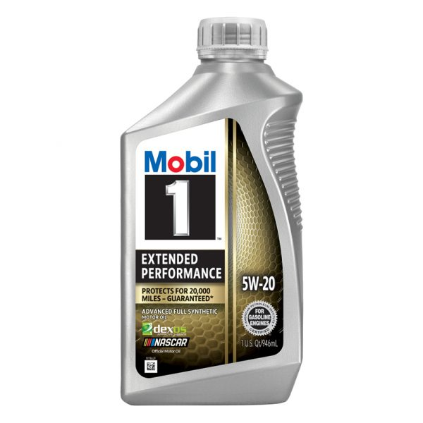 5W-30 Extended 1L Mobil 1 Performance 20,000 miles