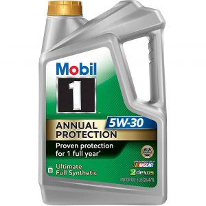 5W-30 ultimate 5L Mobil 1 Full Synthetic Engine Oil