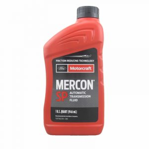 Motorcraft Mercon SP Automatic Transmission Fluid