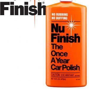 Nu Finish – The Once  A Year Car Polish