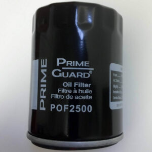 POF 2500 Oil Filter by Prime Guard