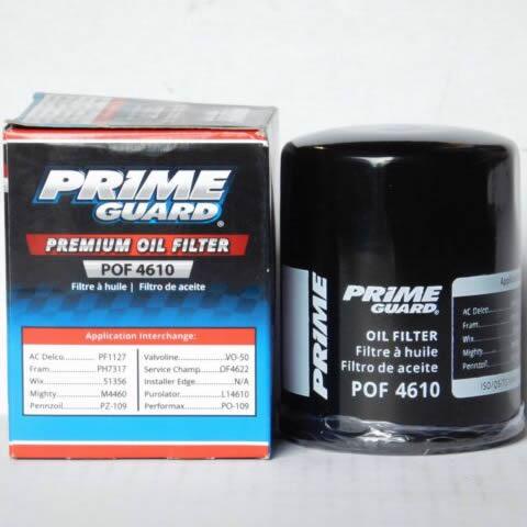 POF 4610 Oil Filter by Prime Guard