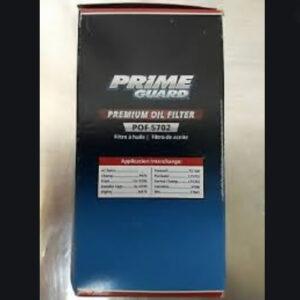 POF 5702 Oil Filter by Prime Guard