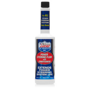 Power Steering Fluid W/Conditioners by Lucas Oil