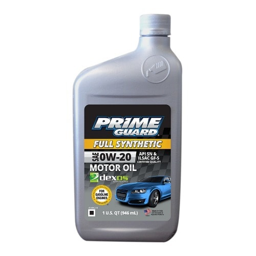 0w-20 Advanced 1L Prime guard Full synthetic motor oil