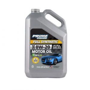 0w-20 Advanced 5L Prime guard Full synthetic motor oil