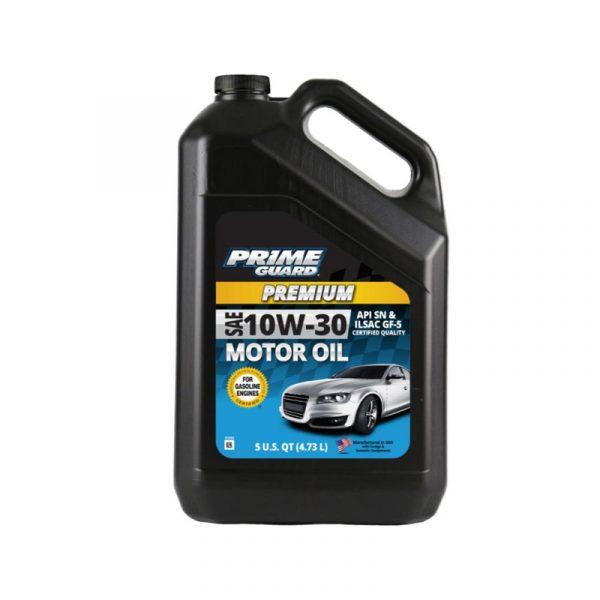 10w-30 Premium 5L Prime Guard Motor oil