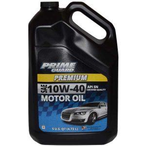 10w-40 Premium 5L Prime Guard Motor oil