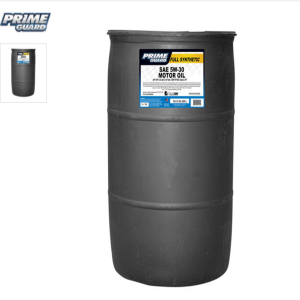Prime Guard 5W-30 Full Synthetic Motor Oil – 210 Liters