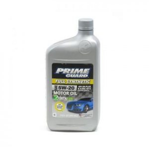 5w-20 Advanced 1L Prime guard Full synthetic motor oil